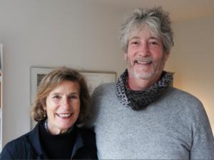 Ursula Franke og Thomas Bryson underviser på ISFO